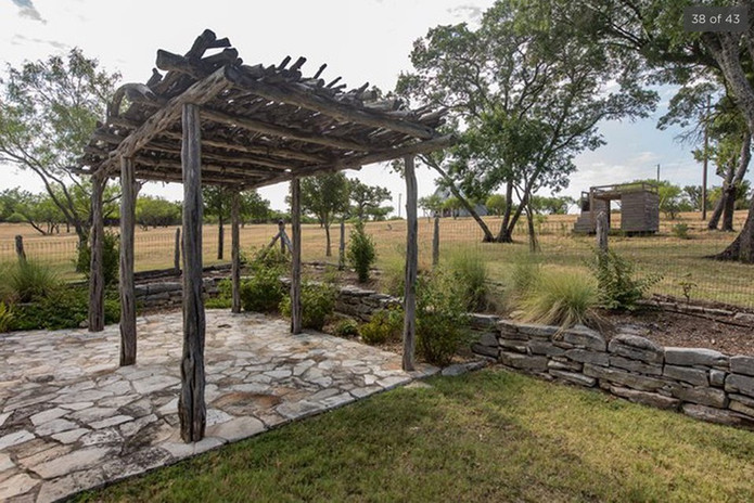 Saltbox Patio Pre-Legacy Ranch