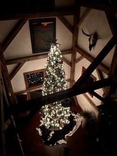 N.K. Harper Barnhouse Christmas