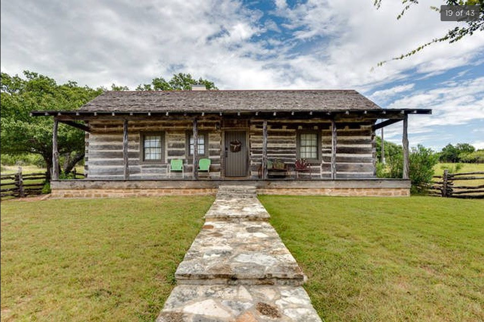 Log Cabin Pre-Legacy Ranch