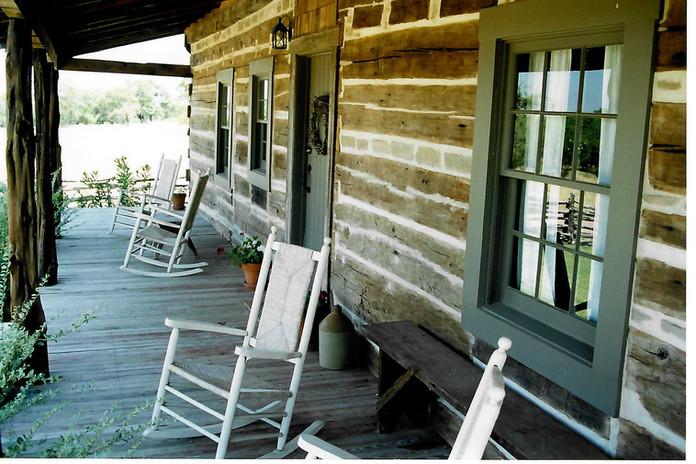 Front Porch Rockin'