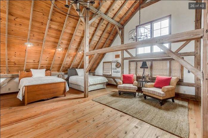 Barn Loft Pre-Legacy Ranch