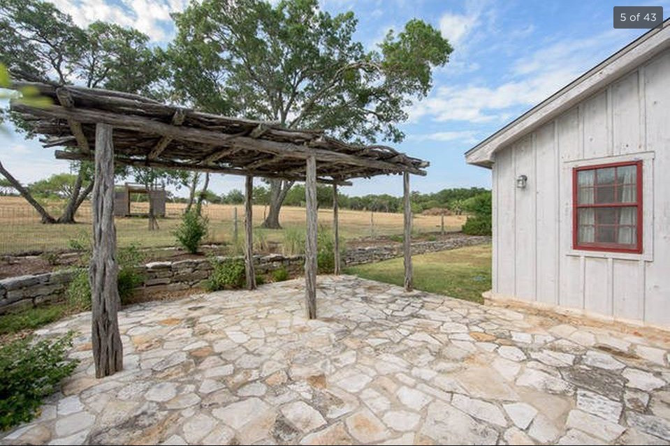 Saltbox Patio Pre-Legacy Ranch