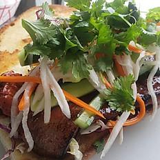 Grilled Tocino Banh Mi