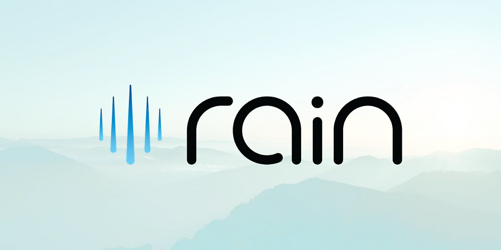 Rain Point of Sale
