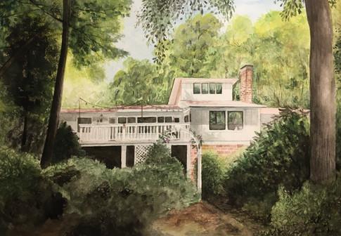 """On Walden Pond"""
