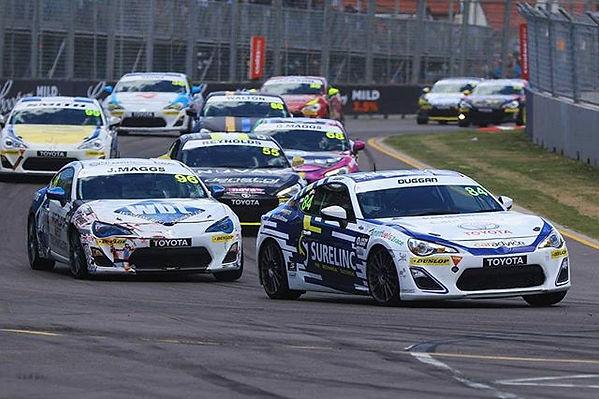 P20 for Race 1! The car felt like a drea