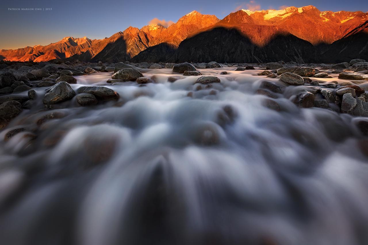 Tasman River Rush