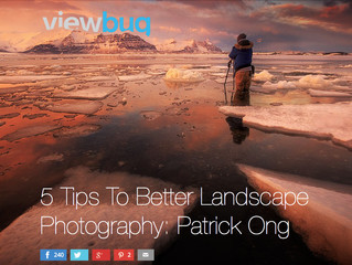 Tips To Better Landscape Photography