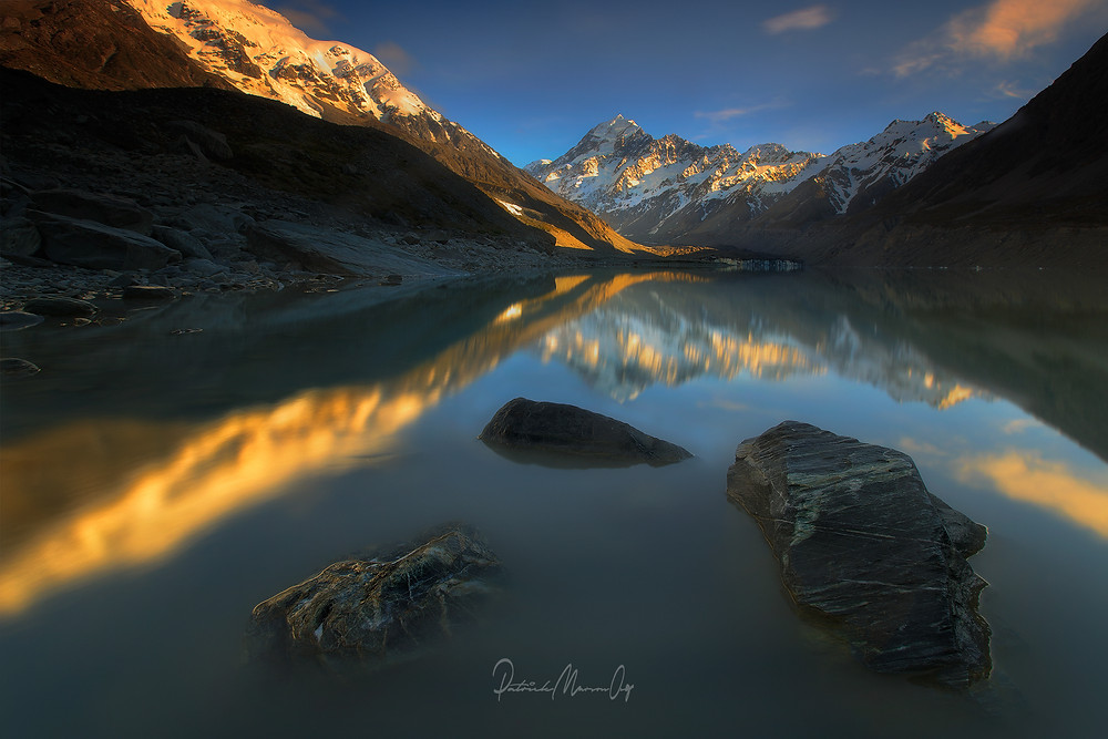 Hooker Lake Reflections