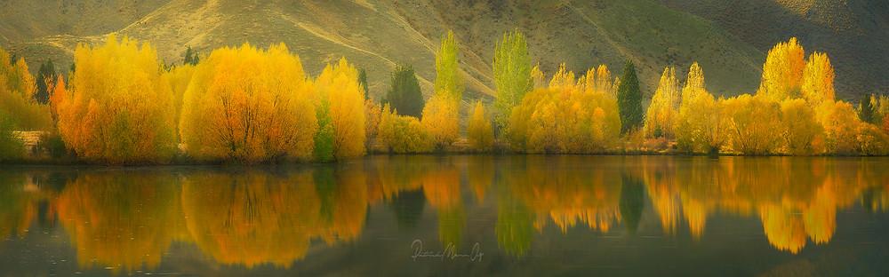 Autumn Colors of Twizel