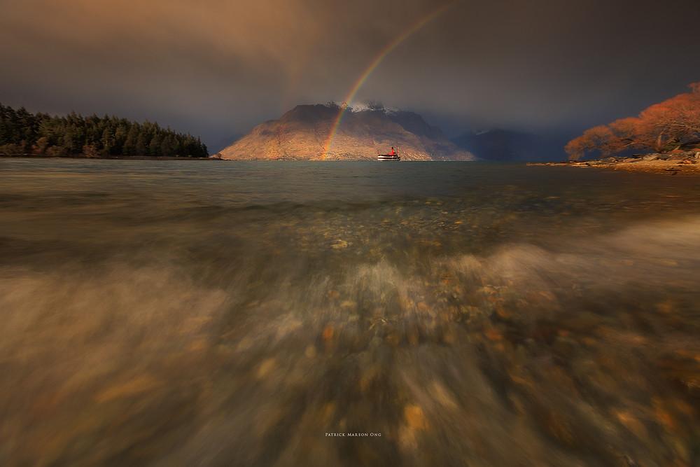 Stormy Wakatipu