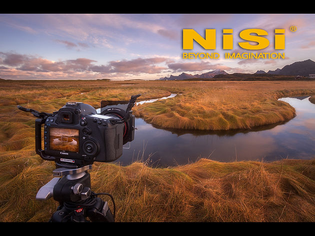 I Shoot With NiSi Filters