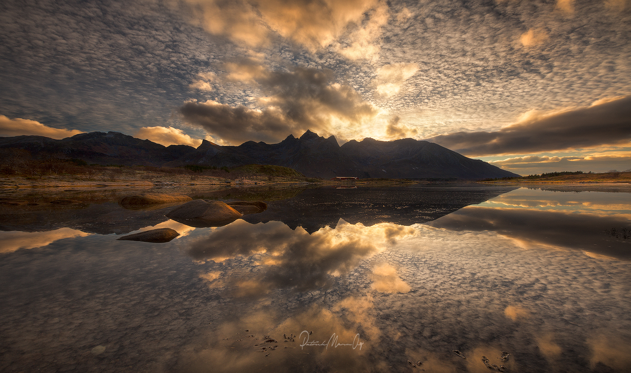 Lofoten Reflections