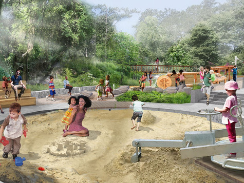 Children's Stormwater Garden
