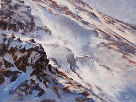 Windblown Slope