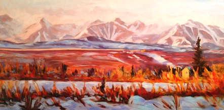 Pincher Creek Sunrise