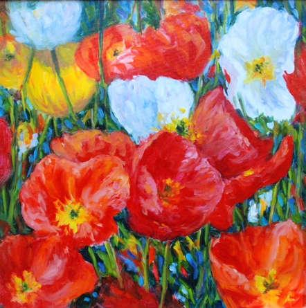 Sonoma Poppies