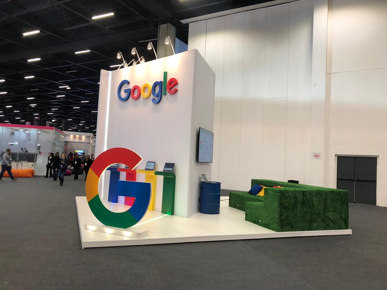 stand google-conectacenografia