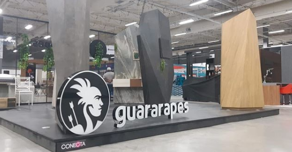 Stand Guararapes - Expo Revestir