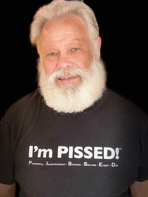 I'm P.I.S.S.E.D. T-Shirt - Adult X-LARGE