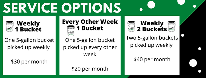 Compost Dayton_Service Options