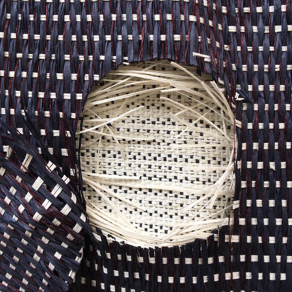 woven layers in jacquard