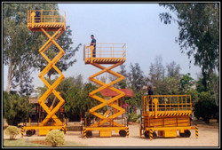 ISRO 0.5T P2000x1000 Aerial Working Platform
