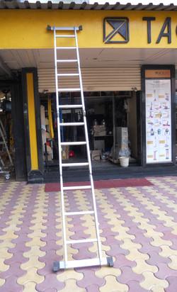 As a Single Ladder