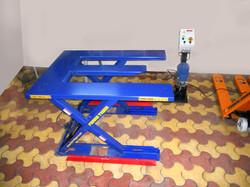 Slim Lift with E Table ( Raised Position) DSCN3749