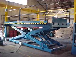 TVS Motors 3.5T P4200x2400 Two Wheeler Lift