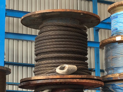 Closed Spelter Socketed Wire Rope