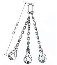 sub chain slings