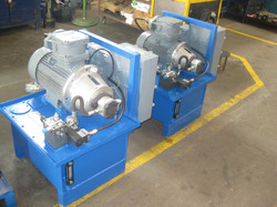 Hi Build Flame Proof Hydraulic Power Pack