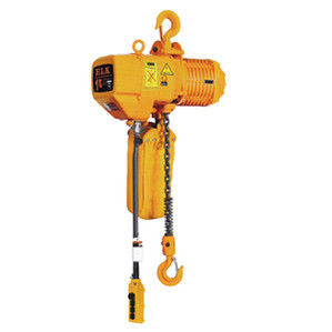 To Lift At a Speed - Use Electric Hoist