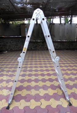 4 Part Ladder as a Step Ladder