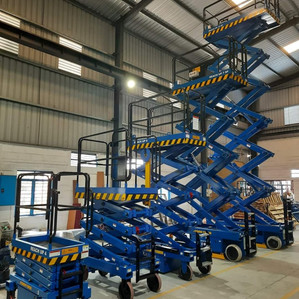 Battery Operated Self Propelled Scissor Lifts