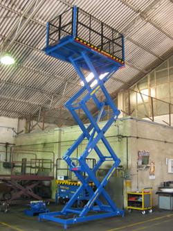 Vinayas Innovative Technologies 0.5T P2500x1400 Goods Lift(2)
