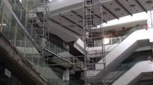 Movable Bridge Structure