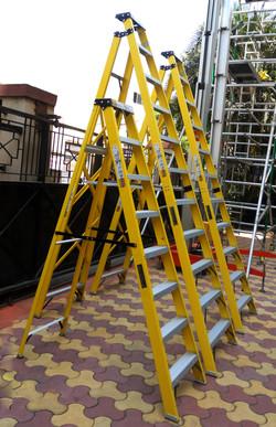 Step Ladders Range 4ft To 12ft