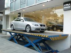 Raj Uday Motors 3T P7000x3000 Car LiftP1010717