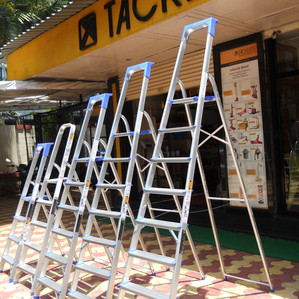 Fix things or reach storage - use a Ladder!