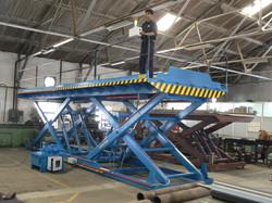Mahabharat Motors 3.5T Loading _ Unloading 2 Wheelers