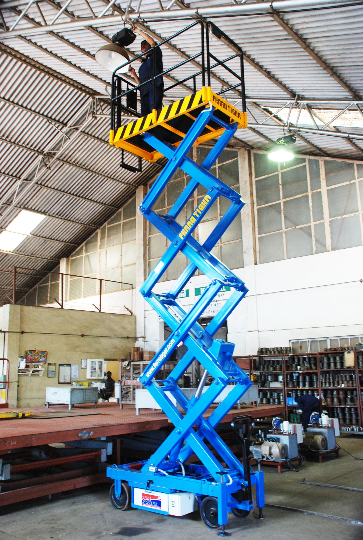 Reach Up 6.5 ( 6.5 Meters Platform Height x 8.5 Meters Working Height )