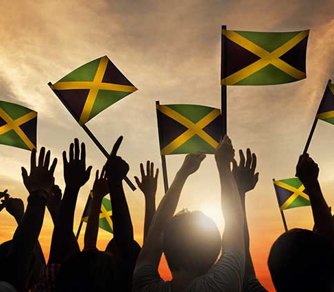 JAMAICA - HAPPY  57TH INDEPENDENCE DAY
