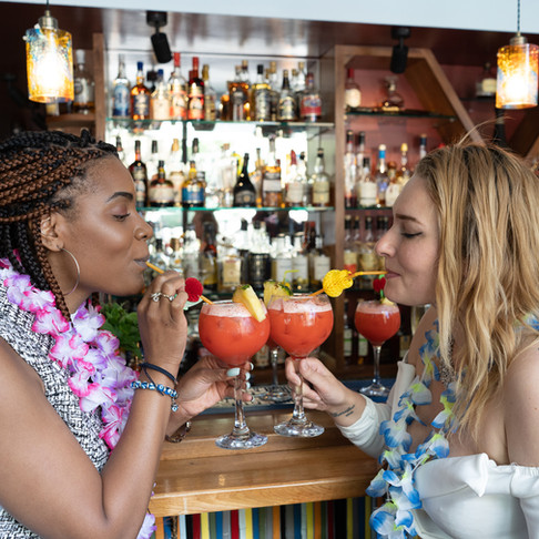 BOTTOMLESS BRUNCH AT COTTONS NOTTING HILL
