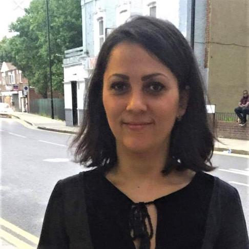 meet alina lupelet - cottons Camden's general manager