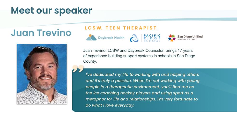 Hội thảo trên web dành cho phụ huynh về Sức khỏe tâm thần thanh thiếu niên - Công nghệ, Truyền thông xã hội và Cách ly