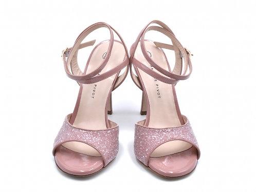 Madame Pivot CHANEL DUS - Old pink glitter