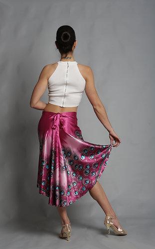 Tango Moment Satin Skirt