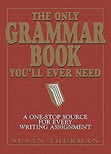 The only grammer book you will ever need